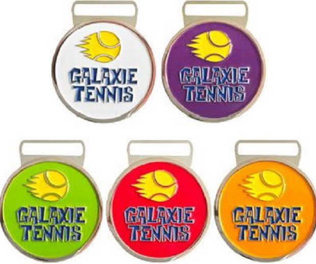 MEDAILLES GALAXIE TENNIS