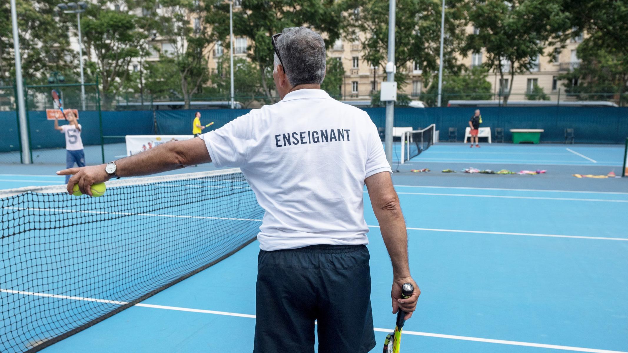 Rencontres instructeur de tennis
