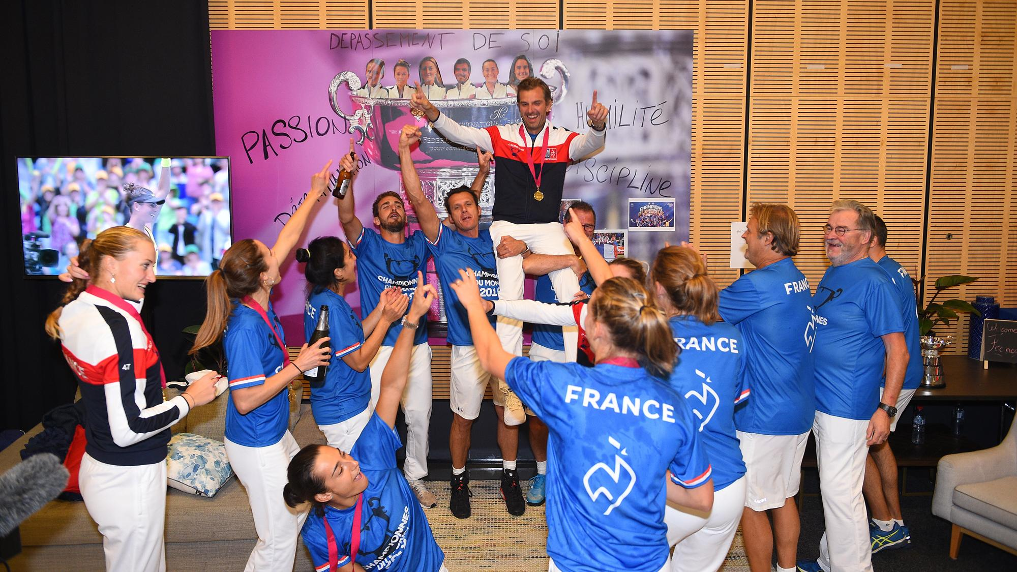 FED CUP 2019 Finale   - Page 4 Dub_4472