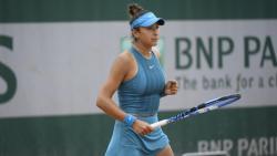 Salma Djoubri Roland-Garros