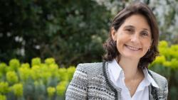 Amélie Oudéa-Castéra, DG de la FFT
