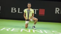 Benjamin Bonzi vainqueur du Challenger de Rennes