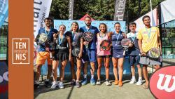 FFT Padel Tour - Aix-en-Provence : le résumé du week-end