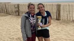 Beach tennis Calais